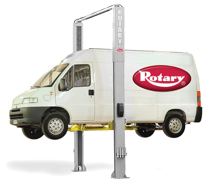 Automotive Lift Accessories : Rotary spo two post lift series bullworthy garage